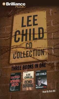 Jack Reacher Audio Books 4-6