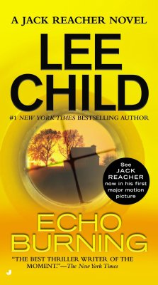 Lee Child Echo Burning