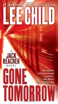 Lee Child Gone Tomorrow