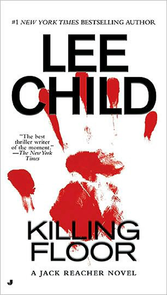a summary of the killing floor a book by lee child Read killing floor (jack reacher) book reviews & author details and more at   review if rolls-royce wrote thrillers they would look a lot like the work of child.