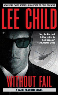 Lee Child Without Fail