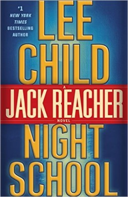 Lee Child Night School